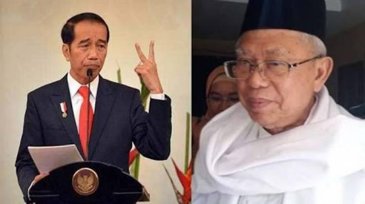 Pilih Ma'ruf Amin, Jokowi Takut Isu SARA?