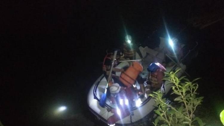 Pemuda Serpong Yang Tenggelam Ditemukan Tak Jauh Dari Lokasi Awal