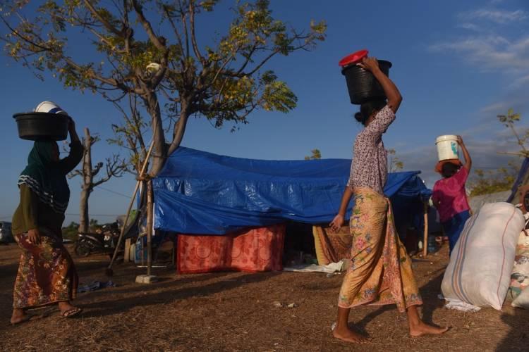 Kemendagri Fasilitasi Pemda yang Ingin Bantu Korban Gempa Lombok