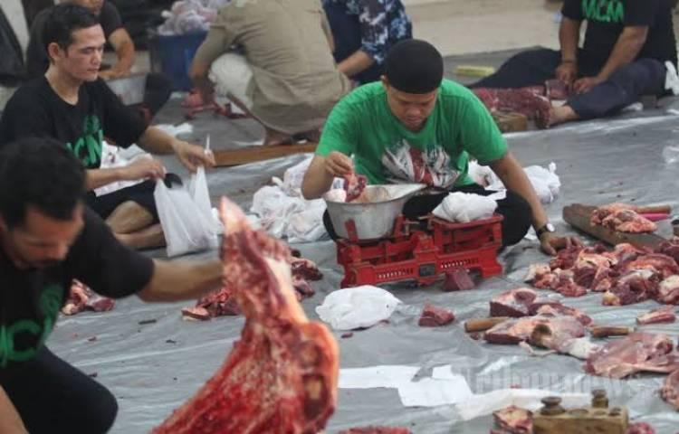Begini Pembagian Daging Kurban Menurut Nabi