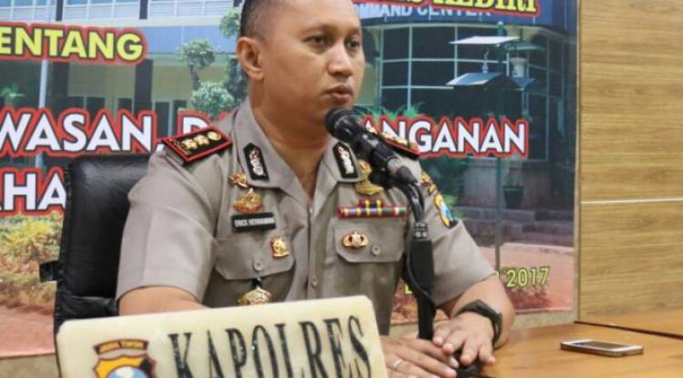 Kapolres Kediri dan Pejabat Satpas SIM Terjaring OTT, Seminggu Terima 'Setoran' Rp 50 Juta