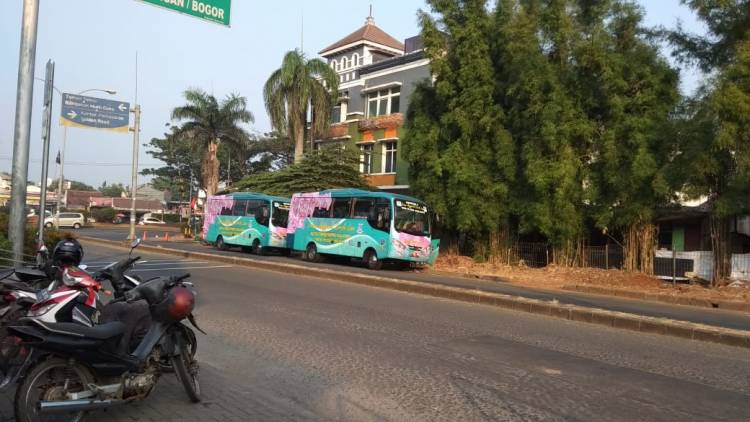Pengadaan Bus Anggrek Disoal, Dishub dan Komisi III DPRD Tangsel Kompak Bungkam