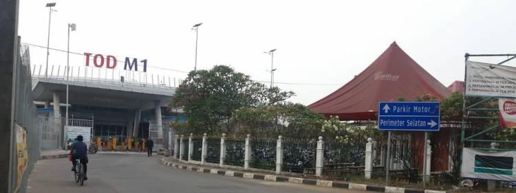 Mulai September, Parkir di TOD Bandara Soetta Berlakukan Transaksi Non Tunai