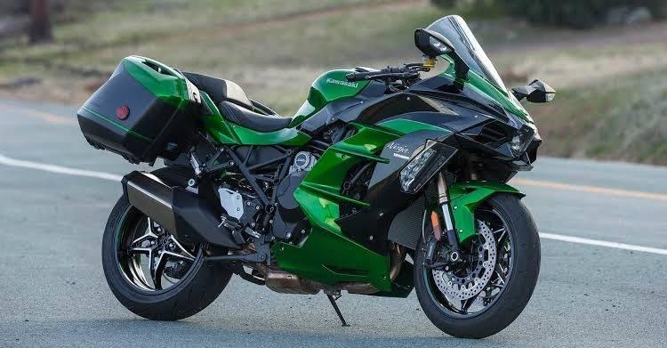 Resmi Diluncurkan, Kawasaki Ninja H2 SE SX Tampil Lebih Seksi