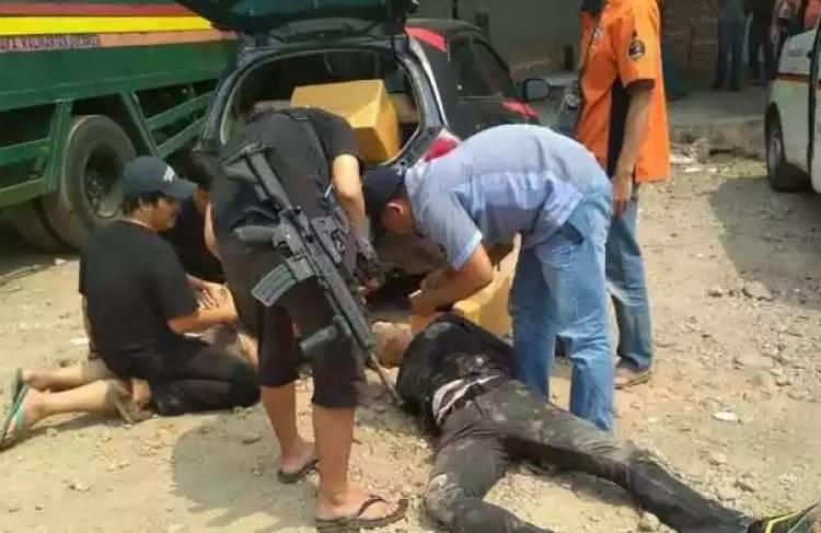 Lagi, Peredaran Ribuan Ekstasi di Tangerang Dikendalikan dari Rutan