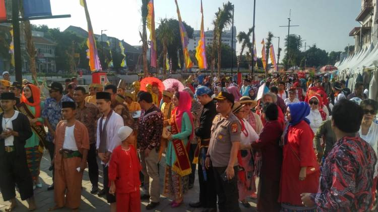 Festival Kali Besar 2018 Diharapkan Mampu Tingkatkan Wisatawan di Kota Tua