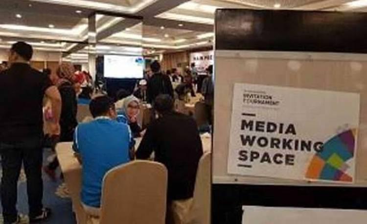 Duh Memalukan! Oknum Wartawan Indonesia Curi Lensa Tele dan Laptop Jurnalis Asing di Asian Games 2018