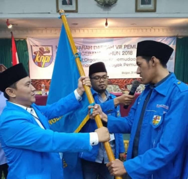 Uis Adi Darmawan Terpilih Jadi Ketua KNPI Kota Tangerang 2018-2021