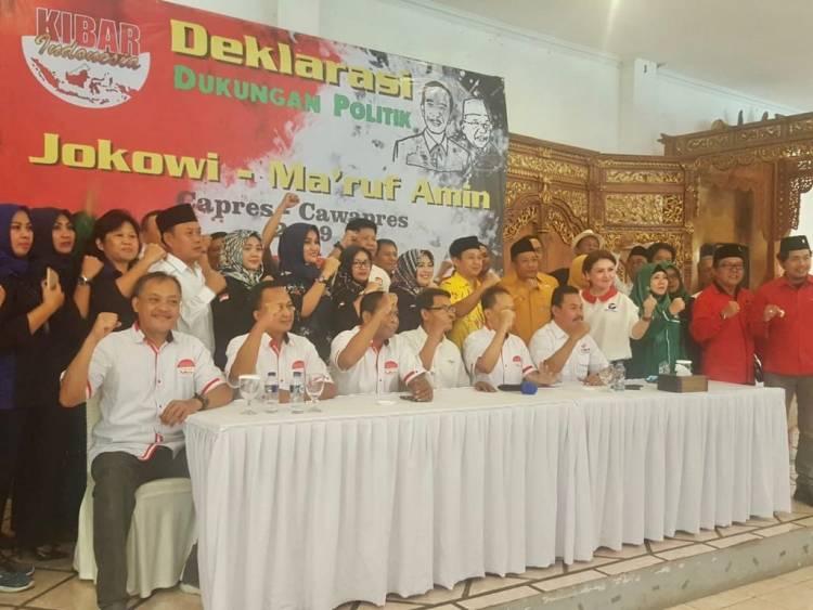 DPD Kibar Tangsel Jumawa Raih 80% Suara untuk Jokowi-Ma'ruf Amin