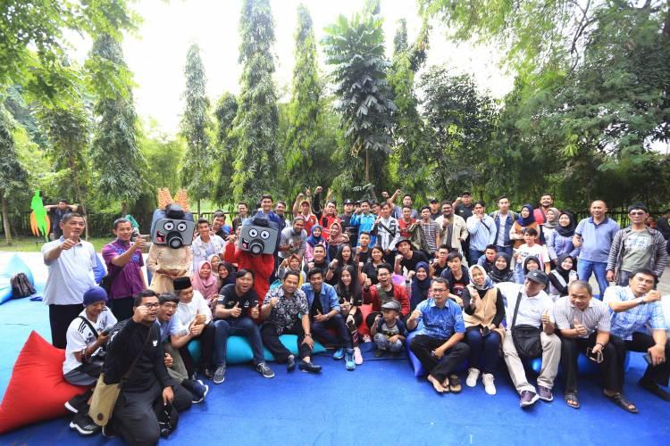 Festival Visual 2019: Gali Potensi dan Hobi Kaum Muda Kota Tangerang