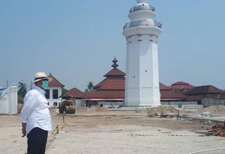 HUT Ke-18 Provinsi Banten, Gubernur Akan Sulap Banten Lama Seperti Masjid Nabawi Madinah