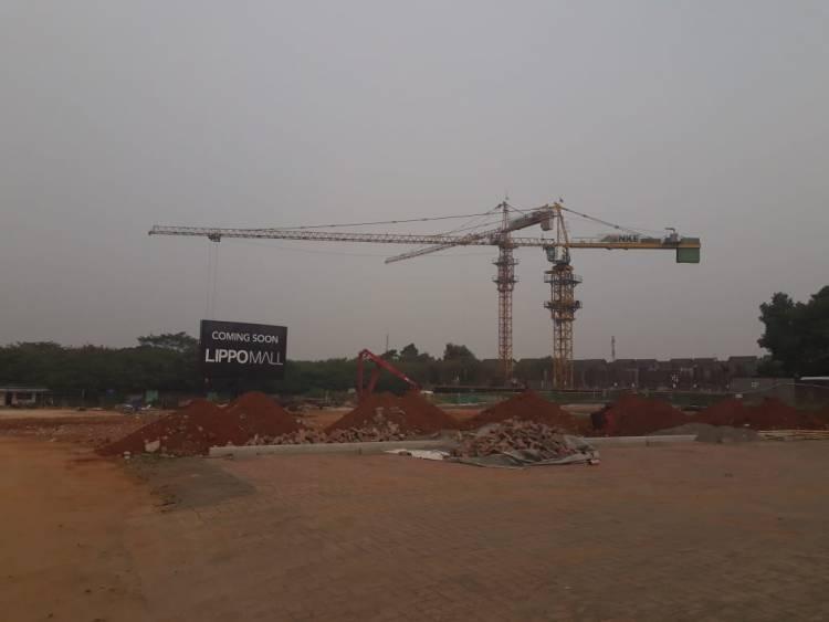Pembangunan Mal 11 Lantai di Pondok Aren Diduga Kangkangi Perda, Lah Kok Bisa?
