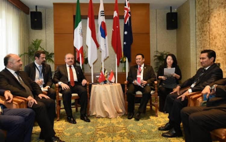 Perjuangkan Palestina, Ketua DPR Harapkan Kerjasama Parlemen Turki dan Indonesia Semakin Erat