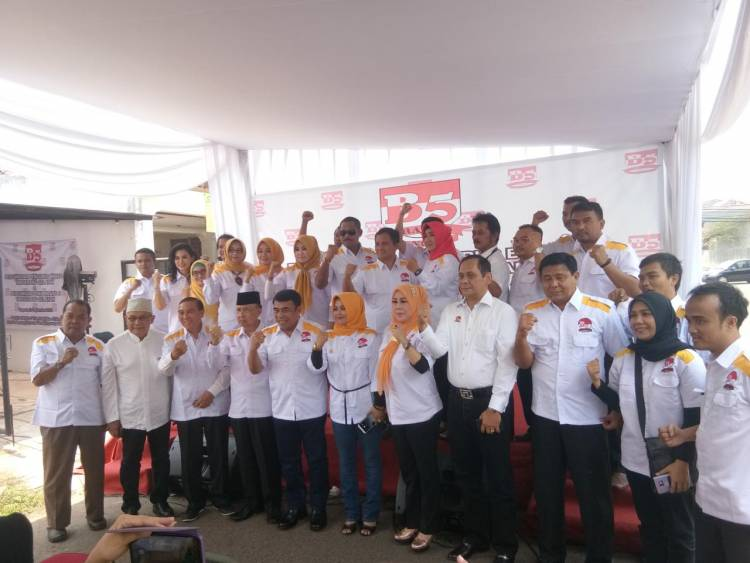 Bravo 5 Niatkan Dukung Jokowi-Ma'ruf