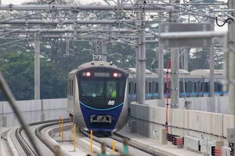 Menhub Dorong Swasta Ikut Danai MRT Lebak Bulus - Tangsel