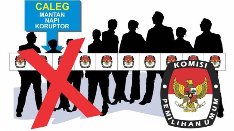Sosialisasi 'Jangan Pilih Caleg Mantan Koruptor' Akan Digelar Hingga Jelang Pencoblosan