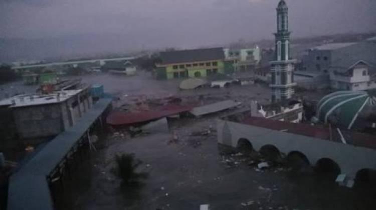Presiden Sampaikan Dukacita Bagi Korban Gempa Dan Tsunami di Sulawesi Tengah