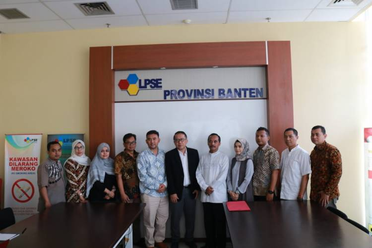 Gandeng Unsera, Diskominfo Banten Sepakat Kembangkan Komunikasi dan Informatika