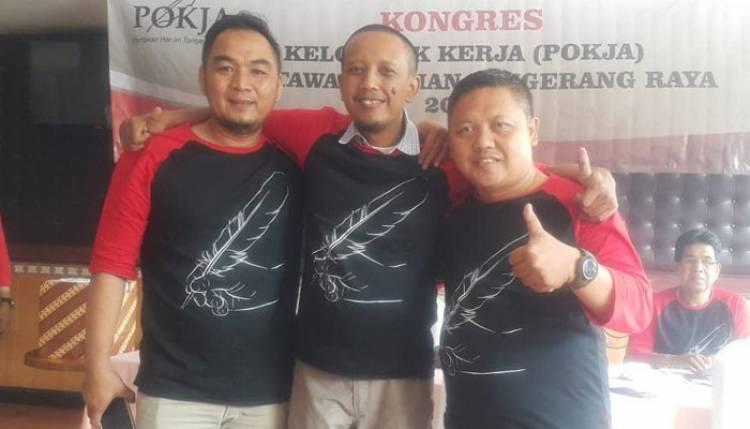 Wartawan Pos Kota Imam 'Tompi' Terpilih Jadi Ketua Pokja Periode 2018-2021