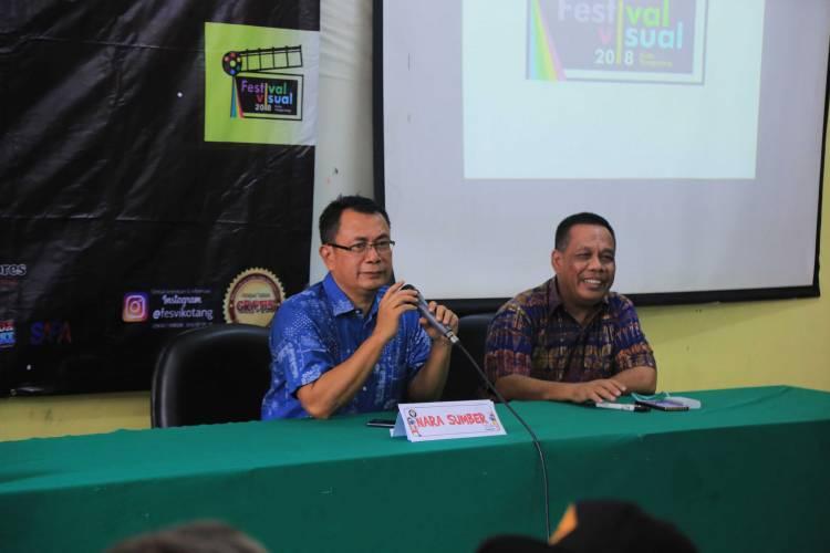 Humas: Saatnya Sineas Muda Kota Tangerang Berkarya Nyata
