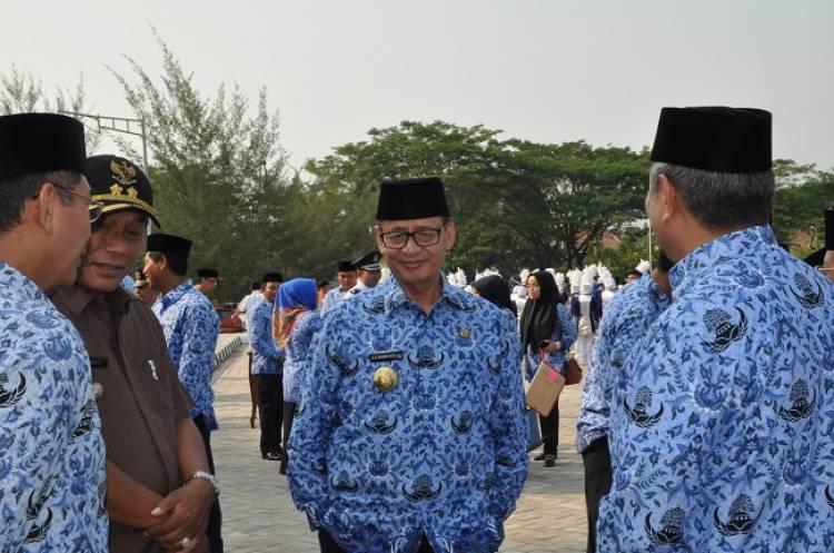 Gubernur Banten Segera Temui KPK Bahas Nasib Pegawai Honorer