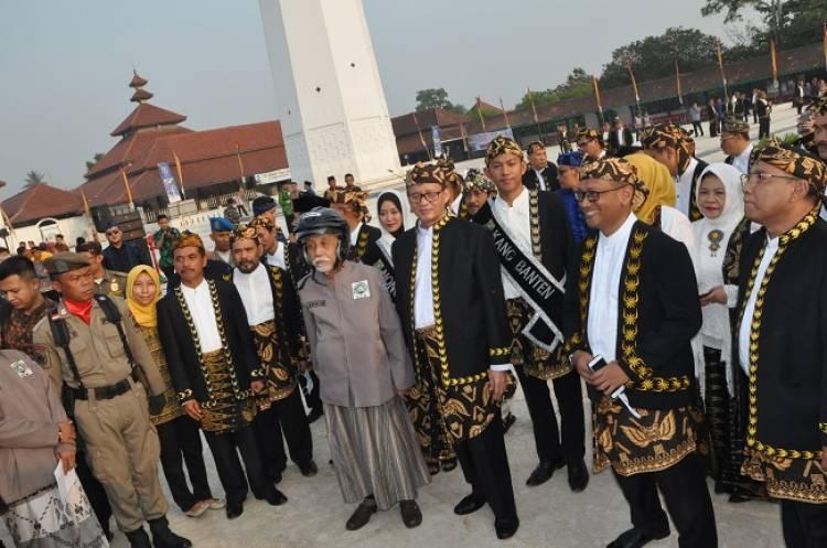 HUT 18 Tahun Banten, Gubernur: Teruskan Perjuangan, Jangan Khianati Para Pendahulu