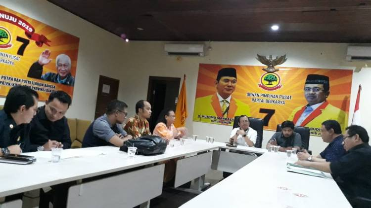 Pemilu 2019, Partai Berkarya 'Jualan' Calegnya Bebas Narkoba