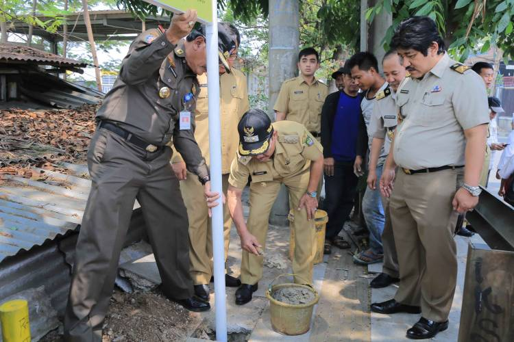 Pemanfaatan Ruang, Kementerian ATR Jadikan Kota Tangerang Percontohan