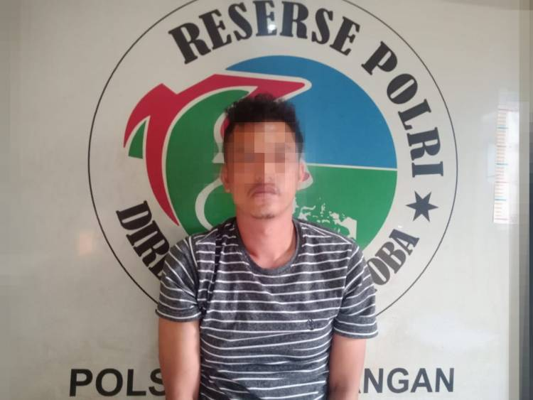 Dicurigai Edarkan Sabu di Kosan, Pria Pengangguran di Bekuk Polsek Kembangan