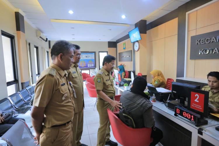 Warga Kota Tangerang Bisa Cetak E-KTP di Kecamatan