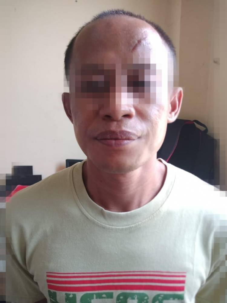 Nyambi Jual Sabu, Seorang Buruh Dibekuk Satnarkoba Polsek Kembangan