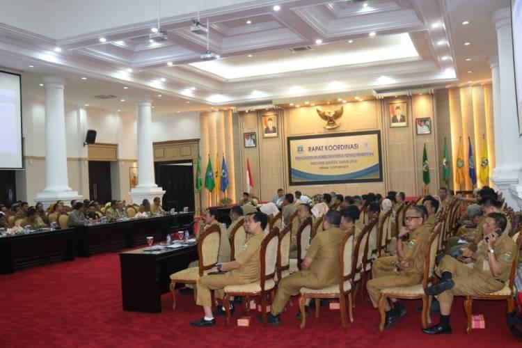Gubernur Dorong ASN Banten Kerja Lebih Semangat Capai Target Kinerja