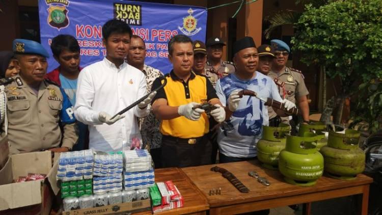 Spesialis Pembobol Warung Dicokok Polisi, 1 Tewas Ditembak