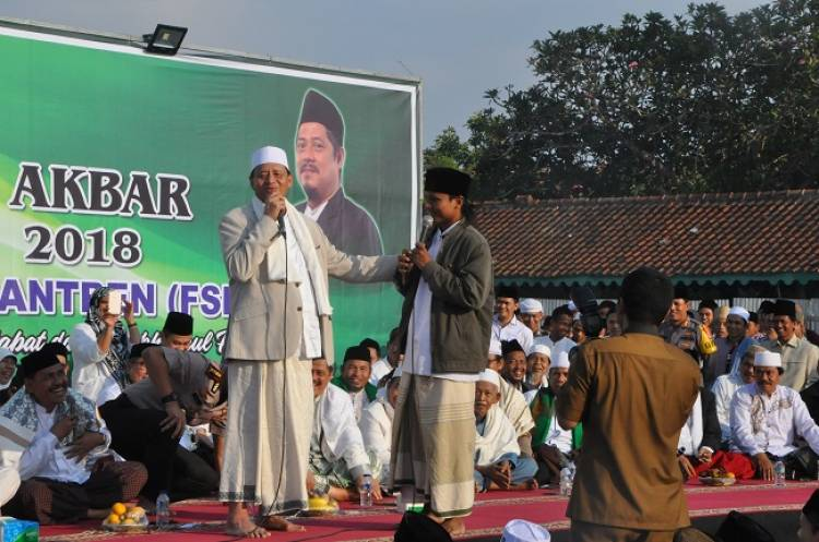 Ini Pesan Gubernur Banten Saat Apel Hari Santri
