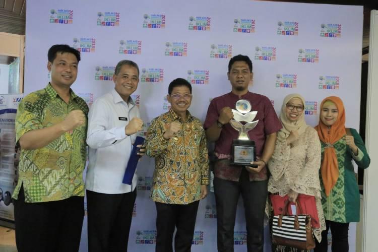 Kendalikan Iklim, Kota Tangerang Raih 2 Penghargaan Kementerian LHK
