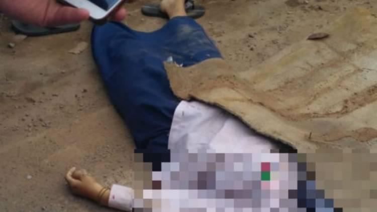 Diduga Hilang Kendali, Dua Pelajar di Tangerang Tewas Tertabrak Truk