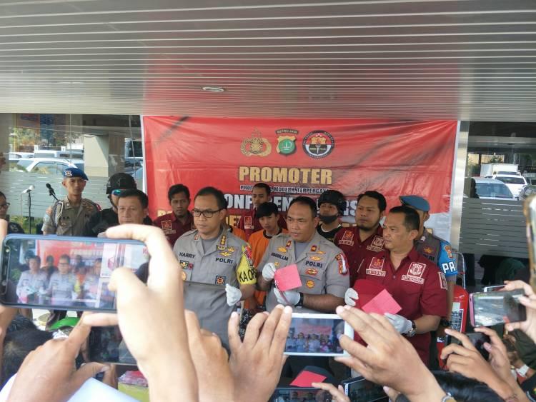Gara-gara Ini Komplotan Pemuda Nekat Rampok Alfamart di Benda Tangerang