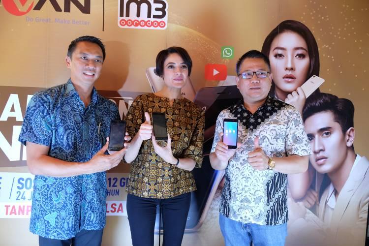 Gandeng Advan, IM3 Ooredoo Luncurkan Smartphone Rp 777 Ribu Gratis Youtube-an Setahun