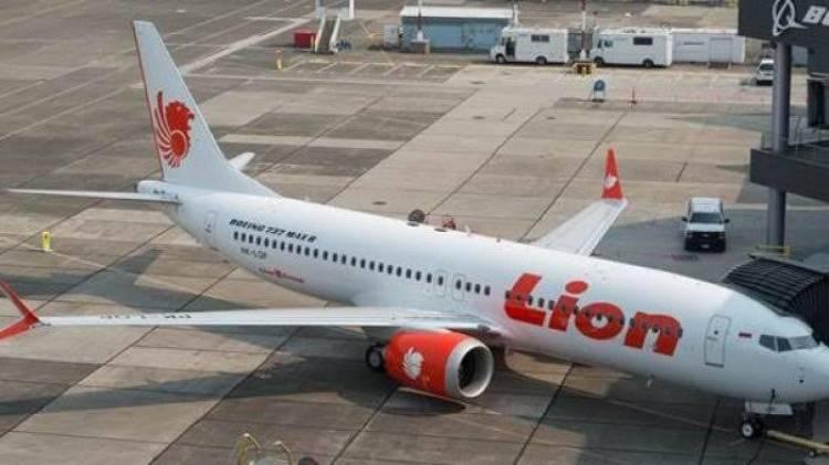 Pihak Lion Air Sebut yang Jatuh di Laut Karawang Adalah Pesawat Baru