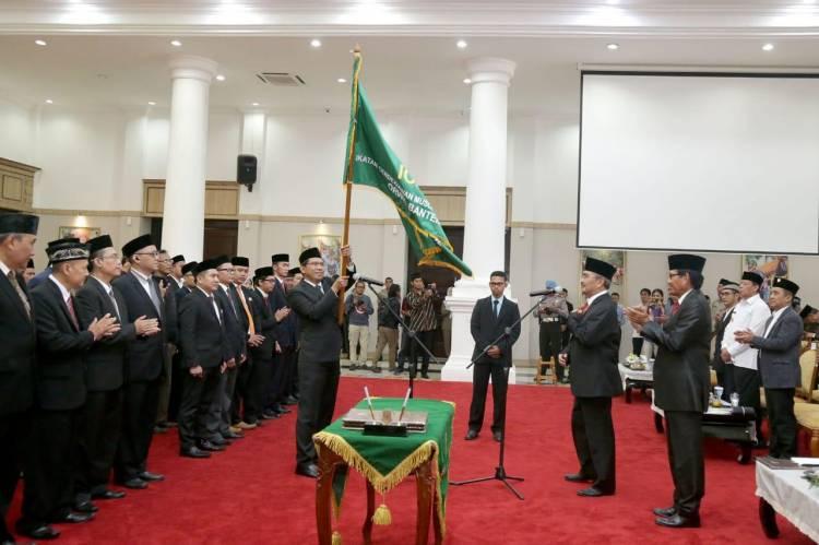 ICMI Banten Dilantik, Gubernur Minta Kontribusi Nyata