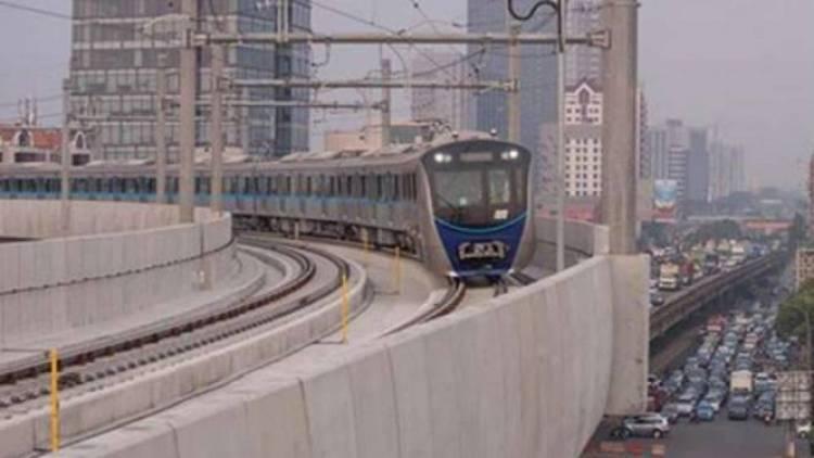 MRT Rute Lebak Bulus-Tangsel Masih Menunggu Investor