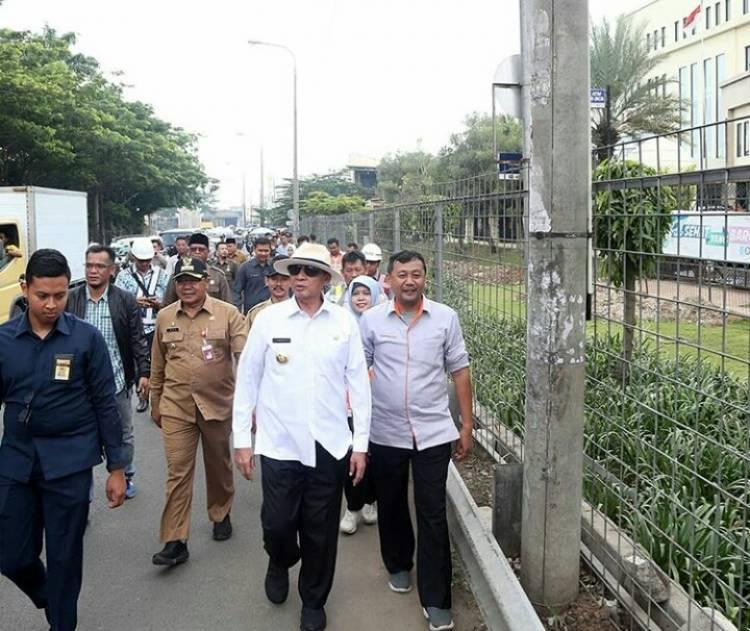 Wajah Ibukota Provinsi Kusut, Gubernur Banten Gregetan