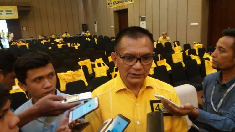 2014 Kalah, Golkar Banten Targetkan Jokowi Menang di Pilpres 2019
