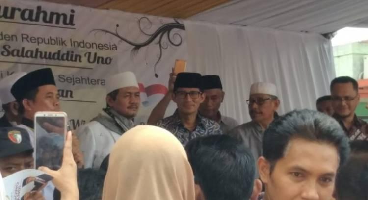 Kampanye Door to Door, Relawan ProPas Tangerang Jumawa Menangkan Prabowo-Sandi Satu Putaran