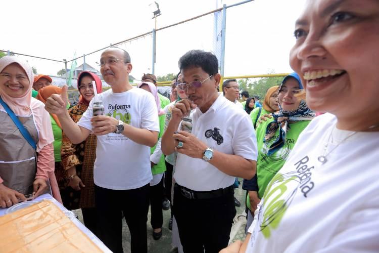 Kota Tangerang Terpilih Jadi Pilot Project Gerakan Reformashe
