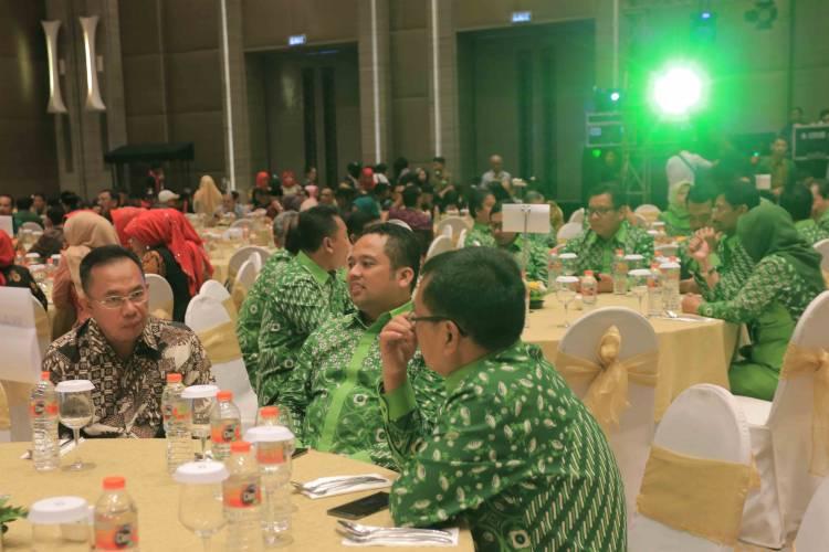 Di Gala Dinner, Arief Ceritakan Kota Tangerang