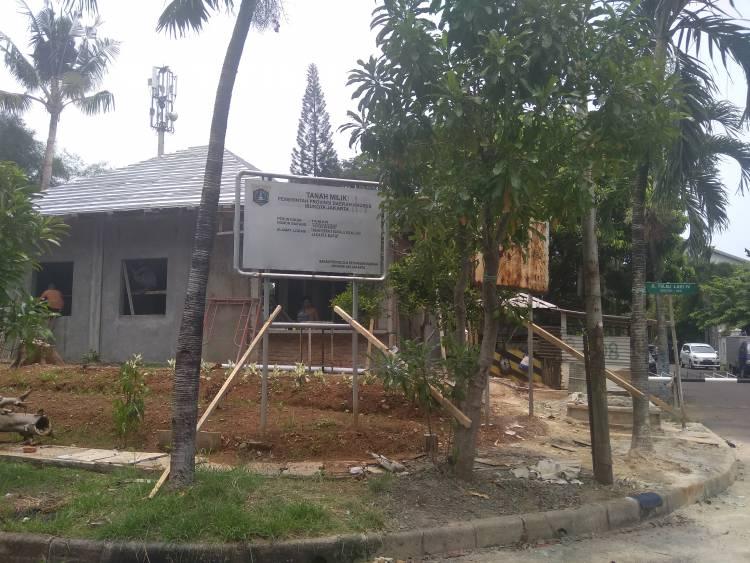 Bangunan Berdiri di Tanah Pemda, Yani Perintahkan Kasatpol PP Jakbar Selidiki