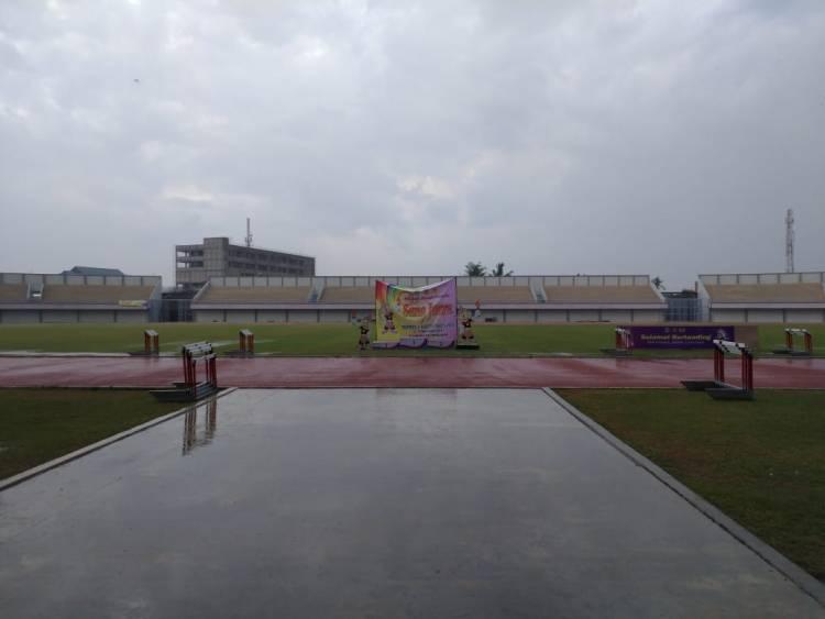 Gengsi Tinggi, Semi Final Sepak Bola Porprov V Bakal Digelar di Sport Center