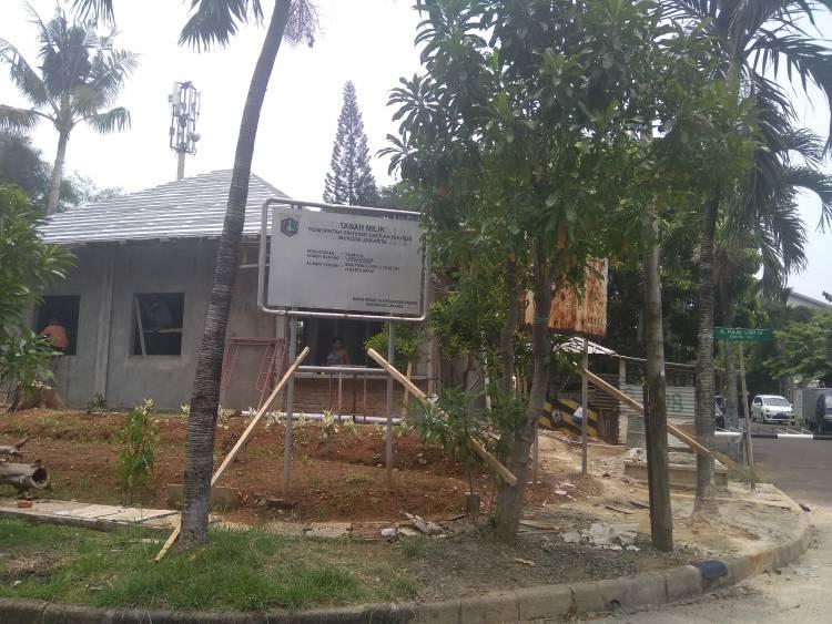 Asset, Pemkot Jakarta Barat Diminta Jangan Ajarkan Warga Komplek Untuk Langgar Aturan!