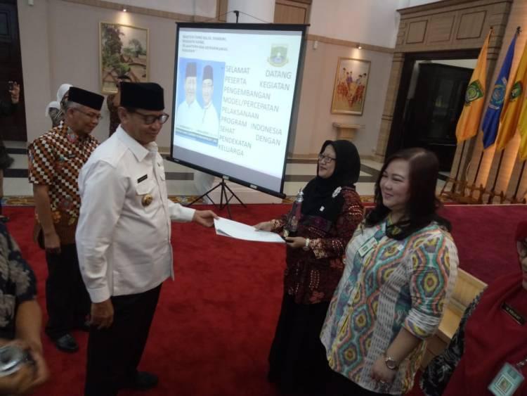 Gubernur Banten : Butuh Perhatian Khusus Soal Kesehatan